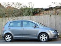 VW VOLKSWAGEN GOLF PLUS 1.9 TDI SE DIESEL DSG/AUTO 5DR HATCHBACK 2006 [56] GREY