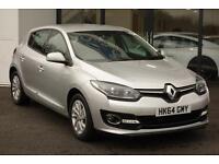 2014 Renault Megane 1.5 dCi ENERGY Dynamique 5dr (start/stop, Tom Tom)