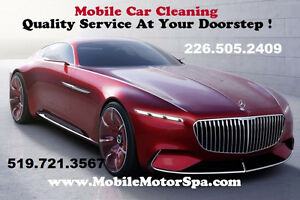 The Deepest Cleaning Your Car Can Get !