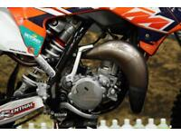2016 KTM SX 85 MOTOCROSS BIKE BIG WHEEL, NEW GRIPS