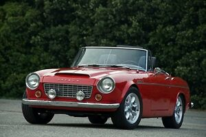1966 to 1970 Datsun Roadster (Fairlady)