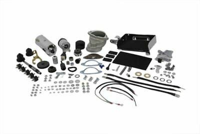 FLH 80-81 Prestolite Chrome Electric Starter Kit for Harley Davidson motorcycle