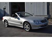 2002 Mercedes-Benz SL Class 5.0 SL500 2dr