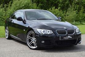 BMW 320 2.0TD auto 2010.5MY d Sport Plus