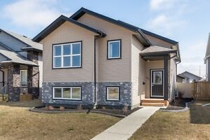 JUST REDUCED IN BLACKFALDS! HIGH END STARTER HOME MOVE IN READY!