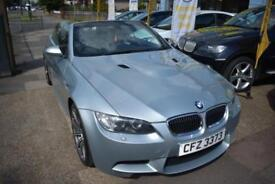 BAD CREDIT CAR FINANCE AVAILABLE 2008 58 BMW M3 4.0V8 DCT AUTOMATIC CONVERTIBLE
