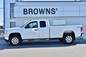 2011 GMC Sierra 2500HD SLE Ext Cab Long Box 4WD 1SB