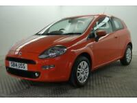 2014 Fiat Punto EASY Petrol orange Manual