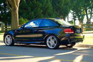 2012 BMW 1-Series 135i M-Sport Coupe (2 door)