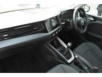 2019 Audi A1 SPORTBACK 30 TFSI Sport 5dr Hatchback Petrol Manual