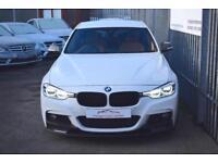 2016 BMW 3 Series 340 Saloon 3.0i 326 SS M Sport A8 Petrol white Automatic