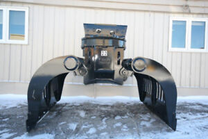 Hydraulic Grapple for sale