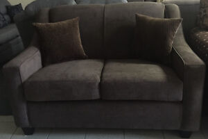 Brand New Sofa & Loveseat Made In Canada