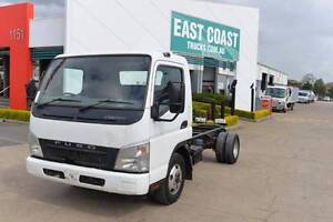 MITSUBISHI CANTER FE83 ** TRAYTOP ** #4910 Archerfield Brisbane South West Preview