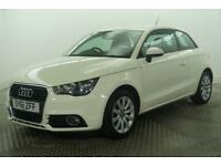 2012 Audi A1 TFSI SPORT Petrol white Manual