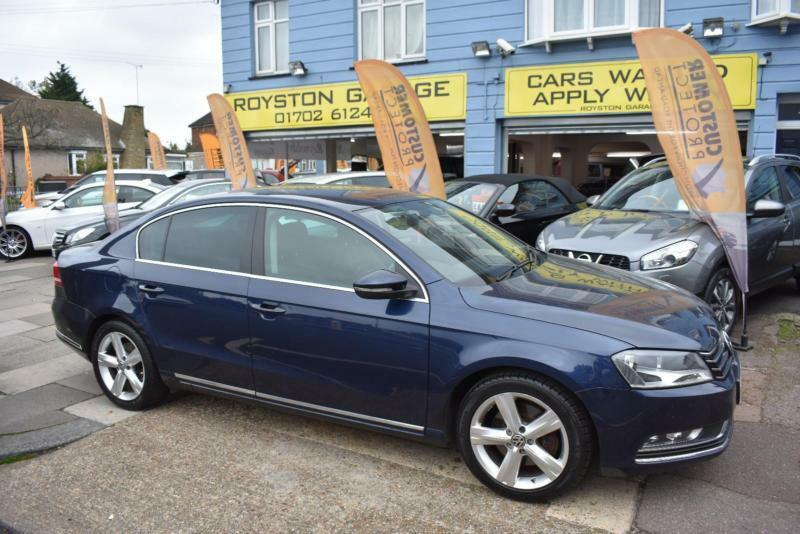 BAD CREDIT CAR FINANCE AVAILABLE 2011 61 VOLKSWAGEN PASSAT 2.0TDI 170ps SPORT