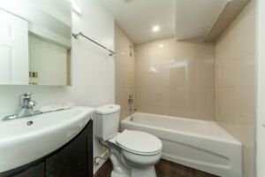 2 Bedroom Basement Apt For Rent Near Olive and Ritson!