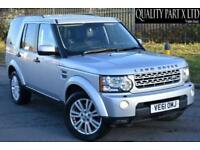 2012 Land Rover Discovery 4 3.0 SD V6 XS 4X4 5dr