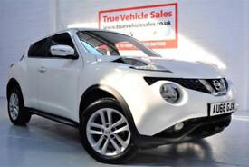 Nissan Juke 1.2 DIG-T 115ps N-Connecta - LOW RATE PCP DEAL £189 PER MONTH