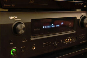 Denon AVR 790 7.1 Channel 125 Watt Receiver