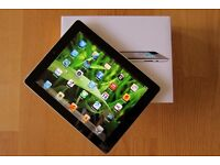 Apple iPad 2 64GB WiFi And Cellular Unlocked - BOXED + FREE Case