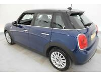 2016 MINI COOPER 1.5 D 5dr [Chili Media Pack XL]