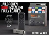 Amazon Fire stick or box install kodi service for only £15