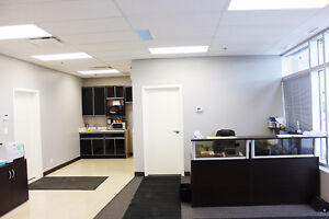 For Sublease: Beautiful new warehouse and office space