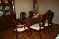 Chip N Dale Style 10 piece Formal Dining Set