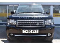 GOOD CREDIT CAR FINANCE AVAILABLE 2010 60 LAND ROVER RANGE ROVER 4.4TD V8 VOGUE