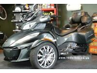 2017/17 CAN-AM SPYDER RT LIMITED 1330 ACE 1 OWNER 4,200 MILES