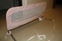 Bed Pink Guardrail