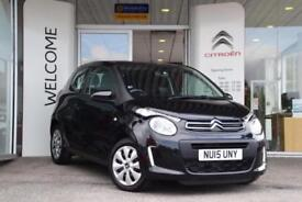 2015 CITROEN C1 1.0 VTi Feel 3dr