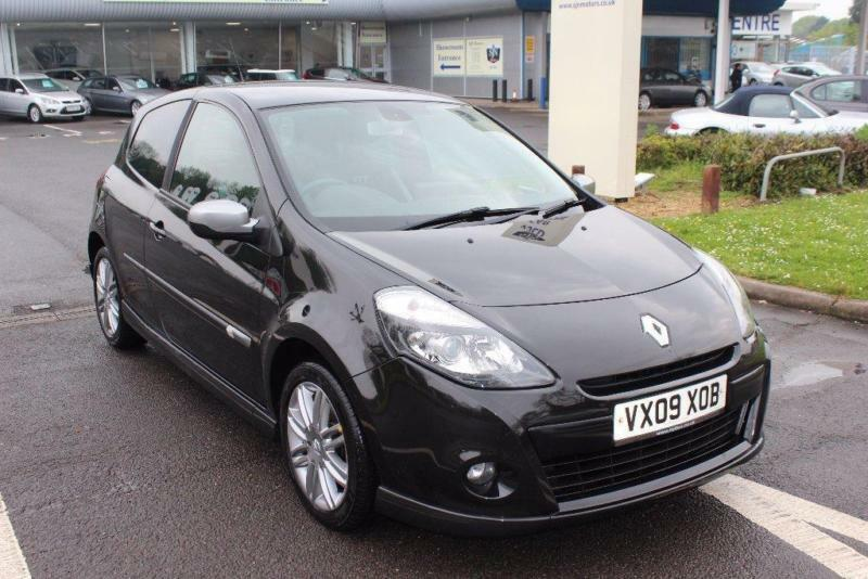 2009 renault clio 1 6 vvt gt 3dr in northampton northamptonshire gumtree. Black Bedroom Furniture Sets. Home Design Ideas