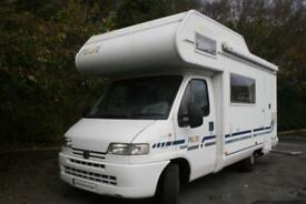 Pilote D45 5 Berth with end kitchen