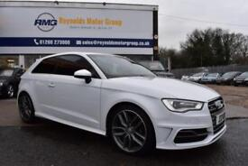 GOOD CREDIT CAR FINANCE AVAILABLE 2014 14 Audi S3 2.0 QUATTRO S TRONIC