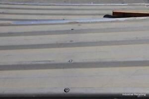 9m Long Sheets, $3/m LYSAUGHT ZINCALUME TRIMDEK, BLUESCOPE $3.00 Austral Liverpool Area Preview