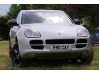 2005 Porsche Cayenne 4.5 S Tiptronic S AWD 5dr