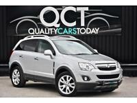 2014 '64' Vauxhall Antara 2.2 CDTi SE Nav ( 163ps ) 4x4 Full Heated Leather