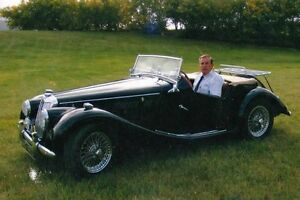 1953 MG TF (original) 1250cc - Rare