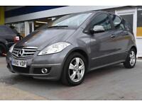 GOOD CREDIT CAR FINANCE AVAILABLE 2011 60 MERCEDES A180 1.7 CVT AVANTGARDE SE