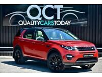 Land Rover Discovery Sport 2.0 TD4 ( 180ps ) 4X4 HSE Luxury Auto 7 Seats