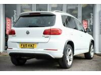 2015 Volkswagen Tiguan 2.0 TDi BlueMotion Tech R Line 150 5dr [NAV] Estate Estat