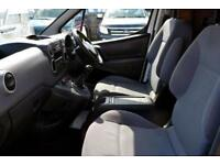 2015 Peugeot Partner 1.6 HDi S L1 850 4dr Diesel white Manual