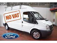 2010 Ford Transit 2.4TDCi Duratorq (115PS) 350L 350 LWB-NO VAT-NO VAT-NO VAT-
