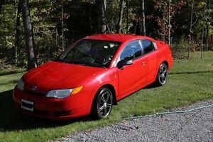 2003 Saturn quad door Coupe