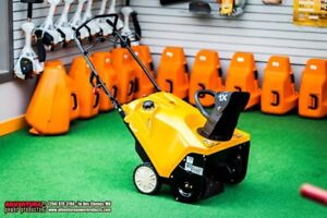 2018 Cub Cadet 1X 221 HP Snowthrower (Snow Blower) Single Stage