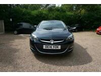 2014 Vauxhall Astra 2.0 CDTi 16V ecoFLEX Elite [165] 5dr - CAR IS £6799 - £142 P
