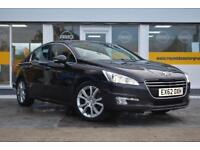 BAD CREDIT CAR FINANCE AVAILABLE 2012 62 PEUGEOT 508 2.0HDi 163 ALLURE