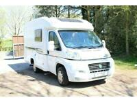 Bessacarr E510 2 berth end kitchen lowline compact motorhome for sale